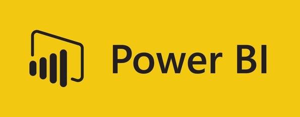 power bi landscape logo